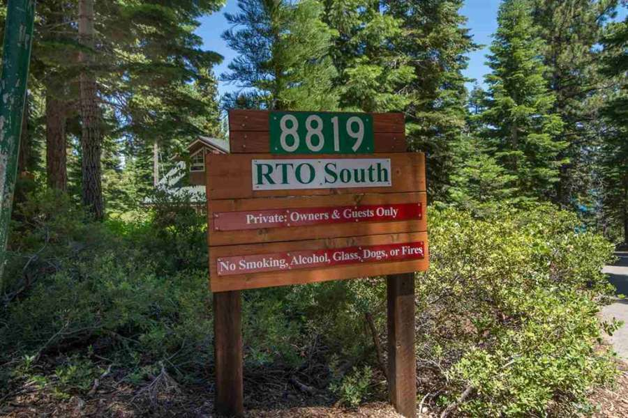 Rare Tahoma Lake View Lot | 9120 Scenic Drive