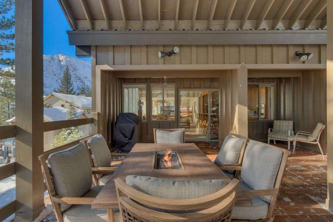 Squaw Valley Ski Home | 1735-Paiute-Pl | Patio