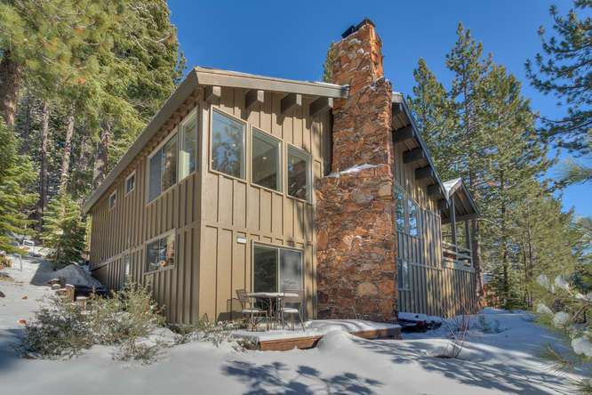 Home for Sale Squaw Valley | 1735-Paiute-Pl | Back Exterior