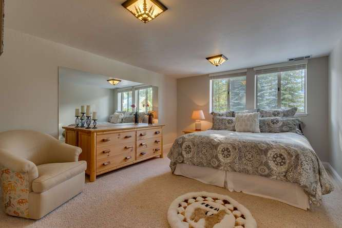 Squaw Valley House for Sale | 1735-Paiute-Pl | Bedroom