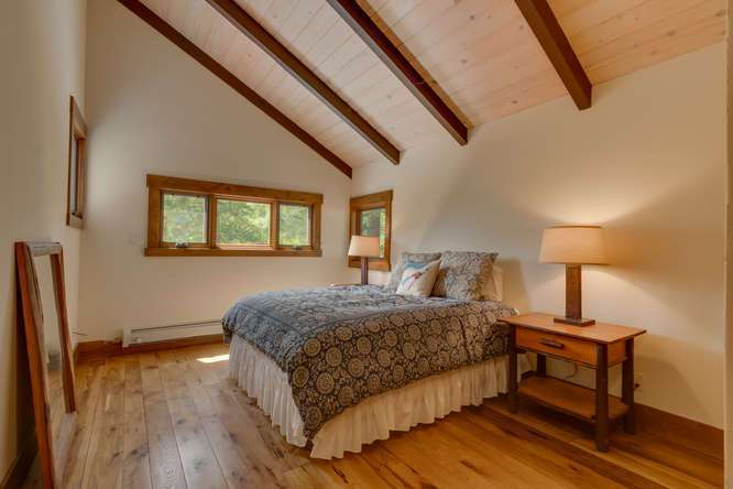 Lake Tahoe Luxury Real Estate | 1083 Lanny Ln Olympic Valley | Master Bedroom Ensuite