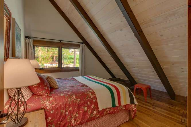Lake Tahoe Real Estate   1083 Lanny Ln Olympic Valley   Bedroom