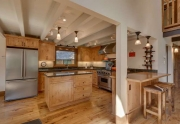 Gorgeous Squaw Valley Home | 1083 Lanny Ln Olympic Valley | Kitchen & Breakfast Bar