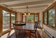 Squaw Valley Real Estate | 1083 Lanny Ln Olympic Valley | Dining Room