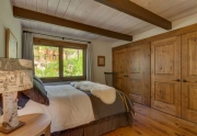 Squaw Valley Home for Sale | 1083 Lanny Ln Olympic Valley | Bedroom