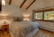 North Lake Tahoe Real Estate | 1083 Lanny Ln Olympic Valley | Bedroom