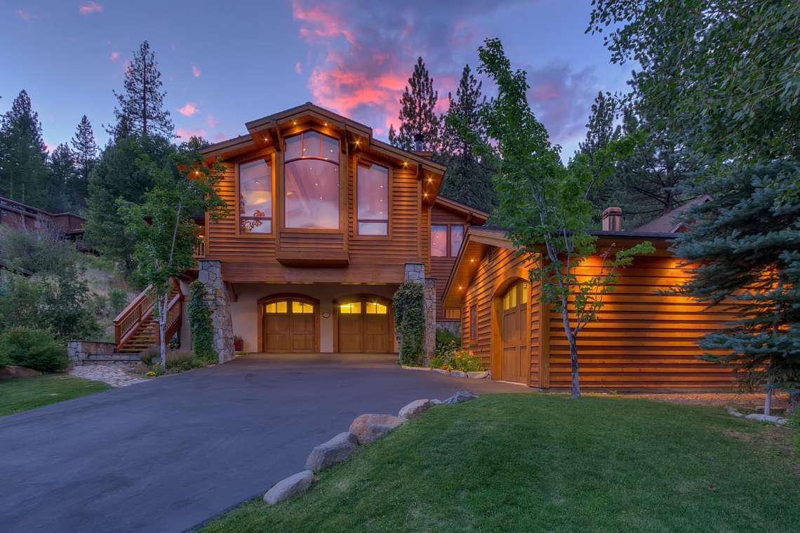 Squaw Valley Luxury Homes