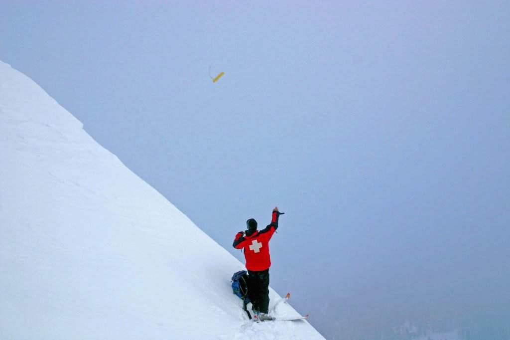 Squaw Valley Ski Patrol