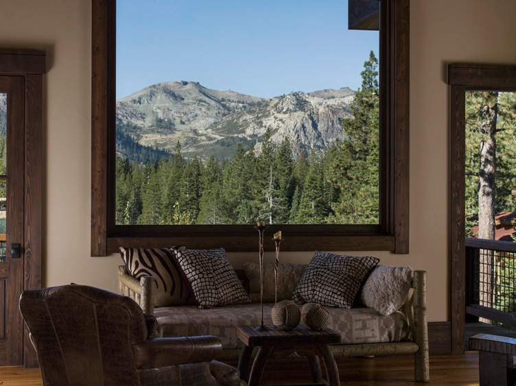 Squaw Valley Real Estate | Great Room View