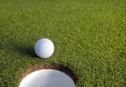 Golfing at Squaw Creek