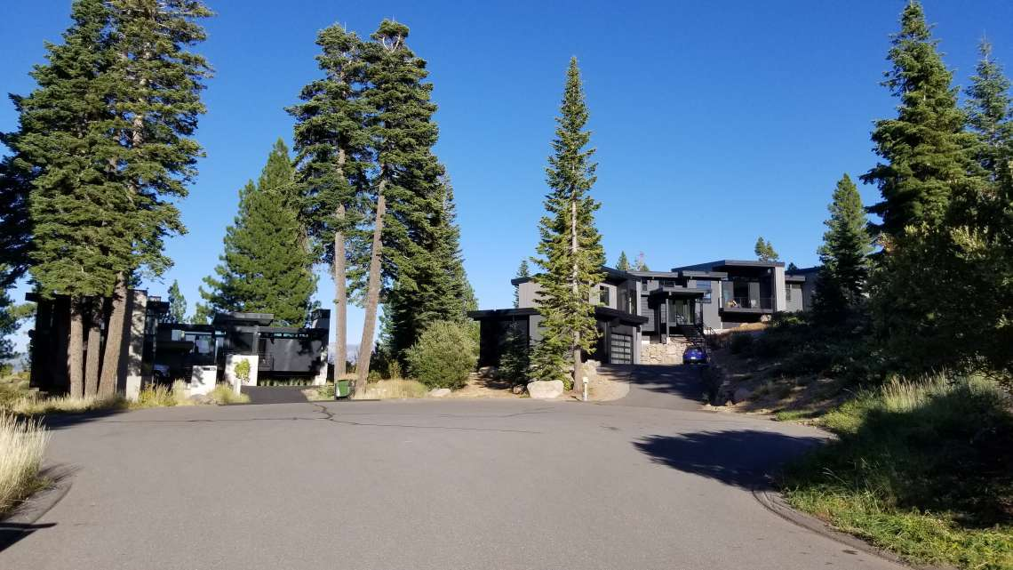 Truckee  Real Estate for Sale  | 10530 Aspenwood Rd |  Cul-de-sac Truckee Lot for Sale