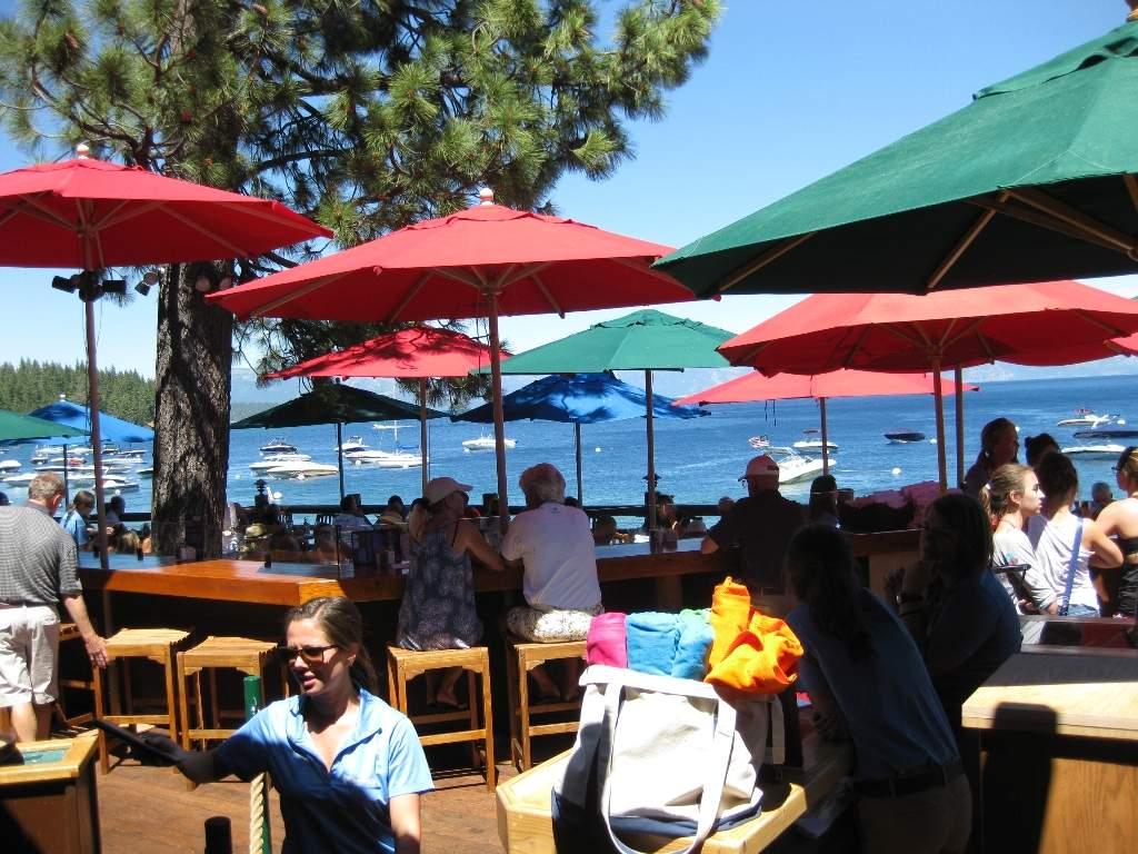 Sunnyside Restaurant's Deck