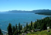 Tahoe City and the West Shore