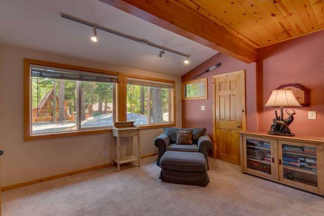Cabin for Sale Tahoe City | 1640 Cedar Crest Ave | Tahoe