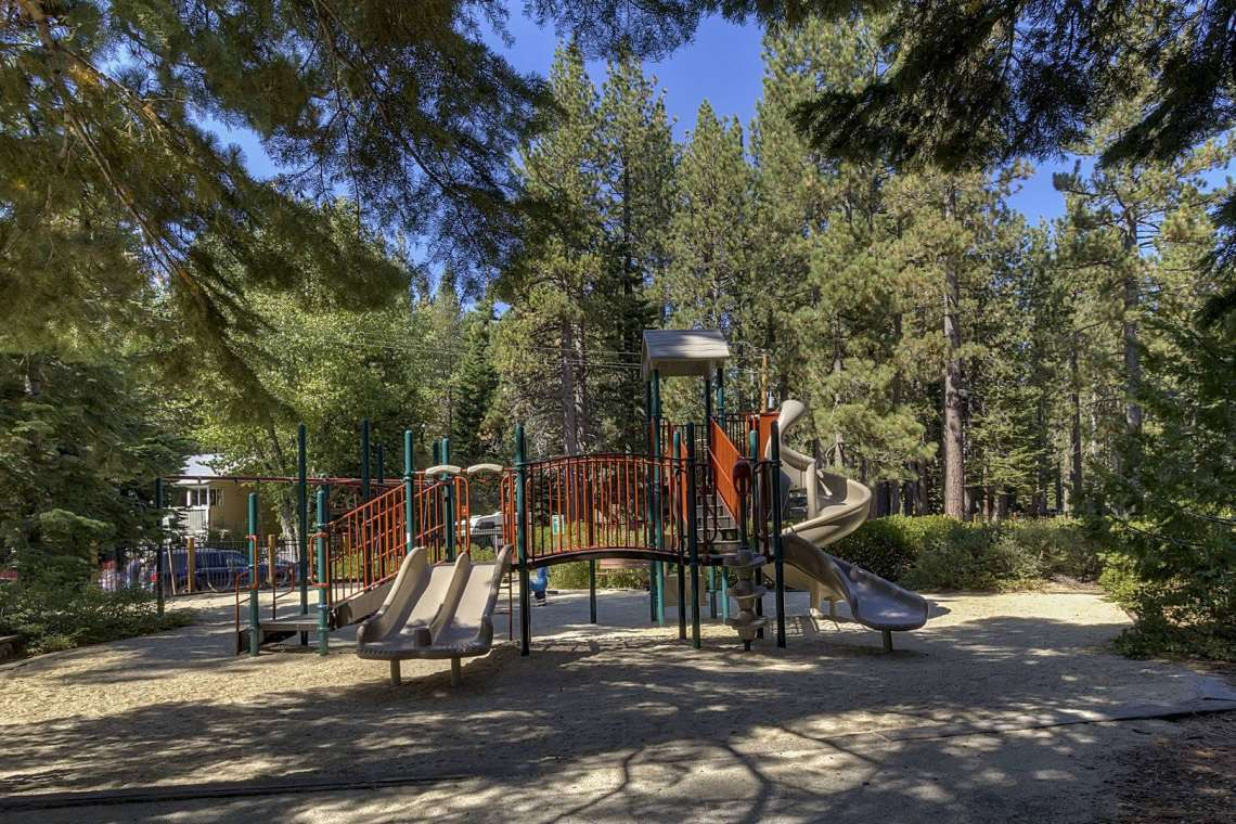 Tahoe City Real Estate | 1640-Cedar Crest Ave | Tahoe Park Playground