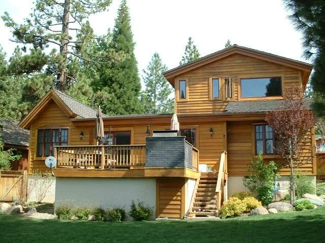 Tahoe City Mountain Home | North Lake Tahoe Real Estate