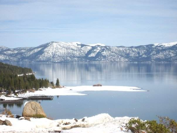 View From Rocky Ridge In Tahoe City | Lake Tahoe Real Estate