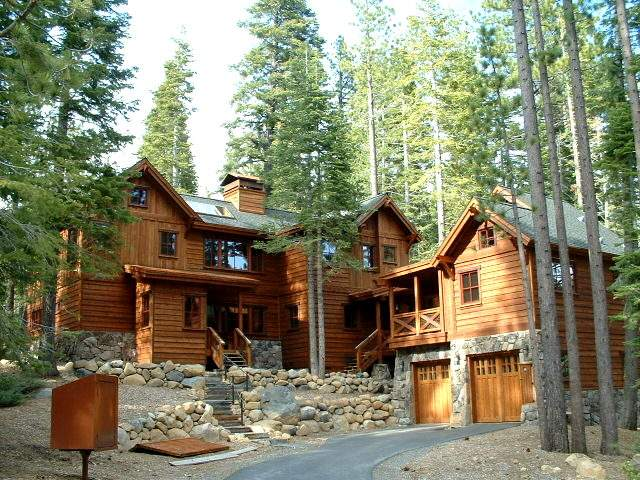 Tahoe City Custom Home For Sale | North Lake Tahoe Real Estate