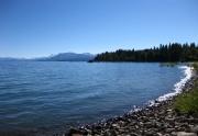 Commons Beach in Tahoe City