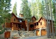 Tahoe City Custom Home For Sale