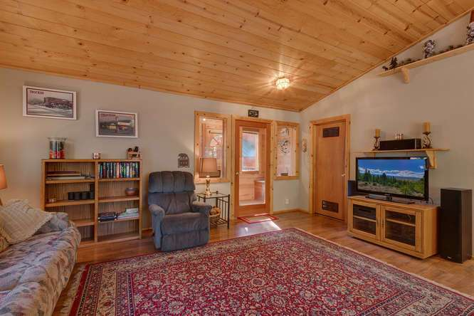 Truckee Home for Sale | Living Room