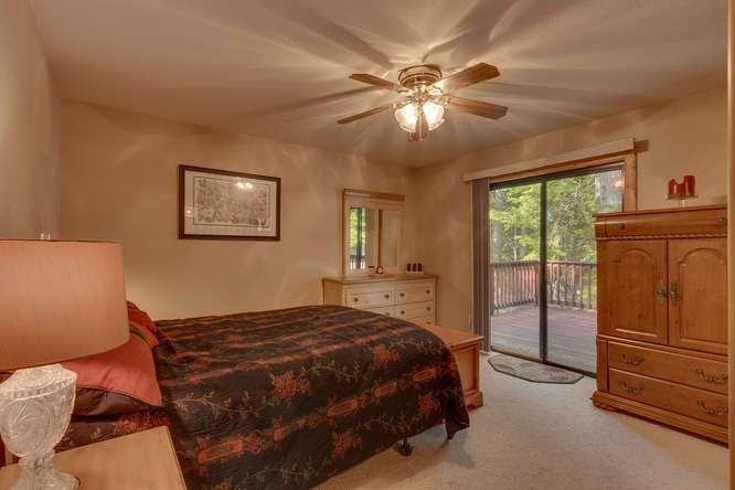 Truckee Real Estate | Bedroom