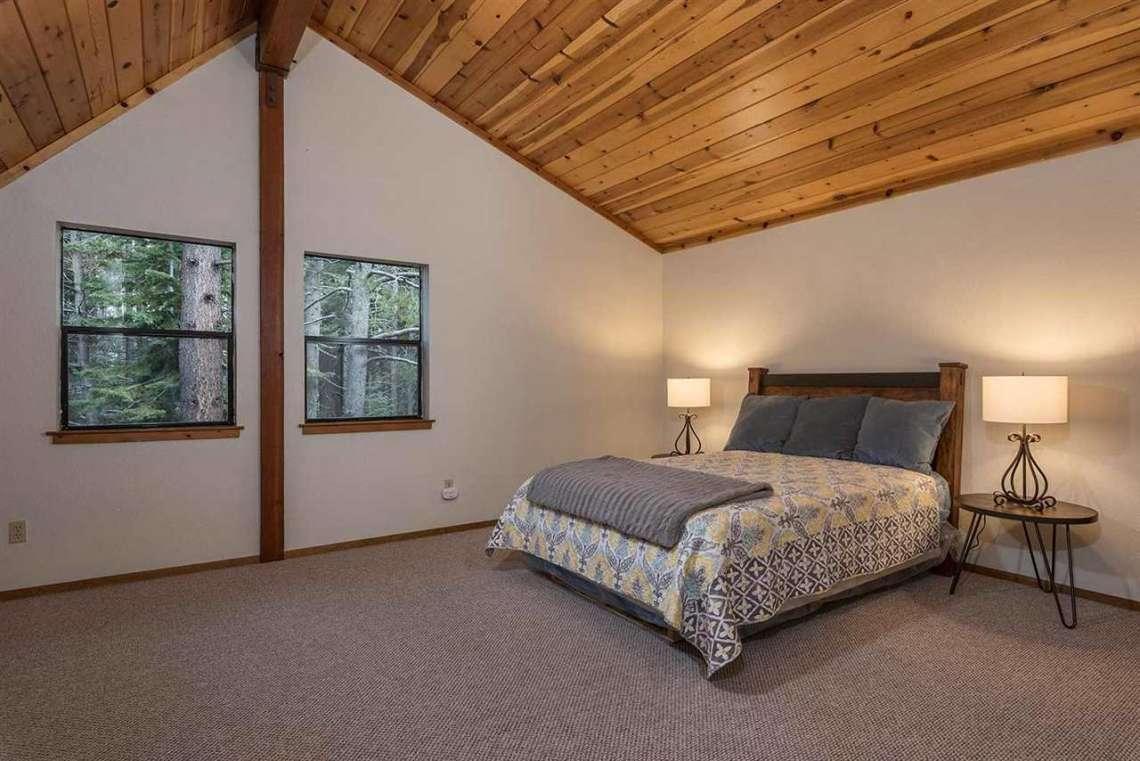 Truckee Real Estate | Bedroom