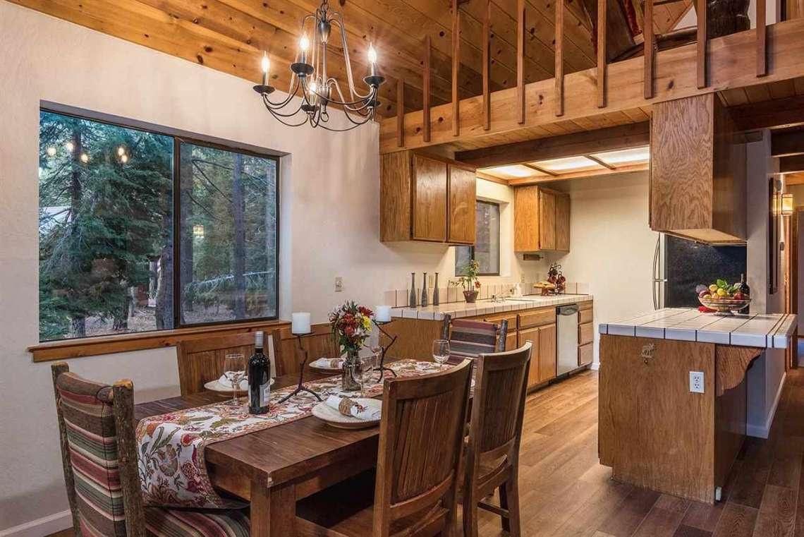 Tahoe Donner Real Estate | Dining Room