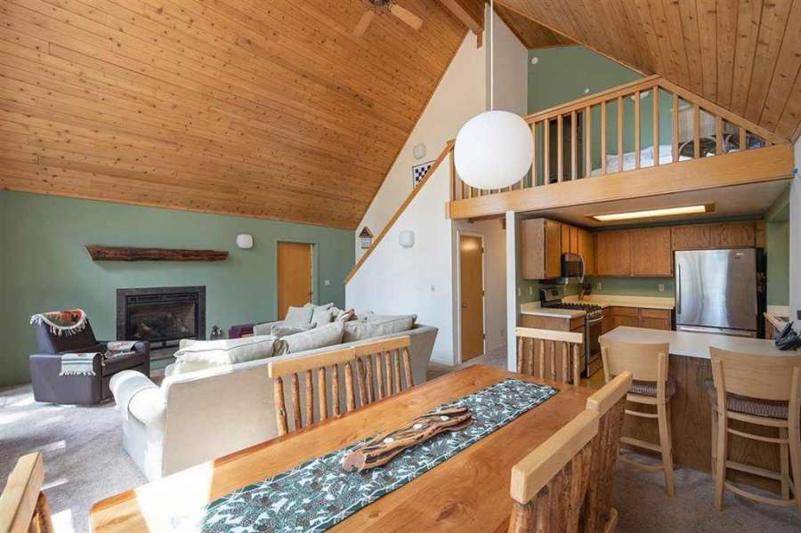 13178 Muhlebach Way | vaulted ceilings