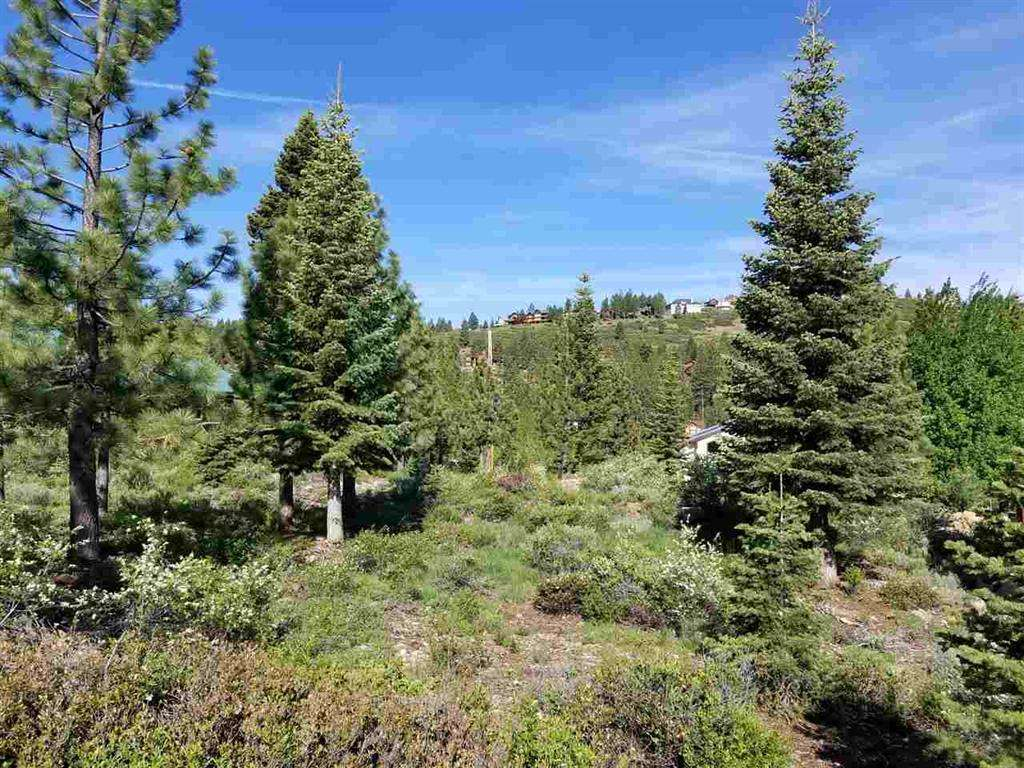 Tahoe Donner Lot for Sale | 13466 Hillside Drive