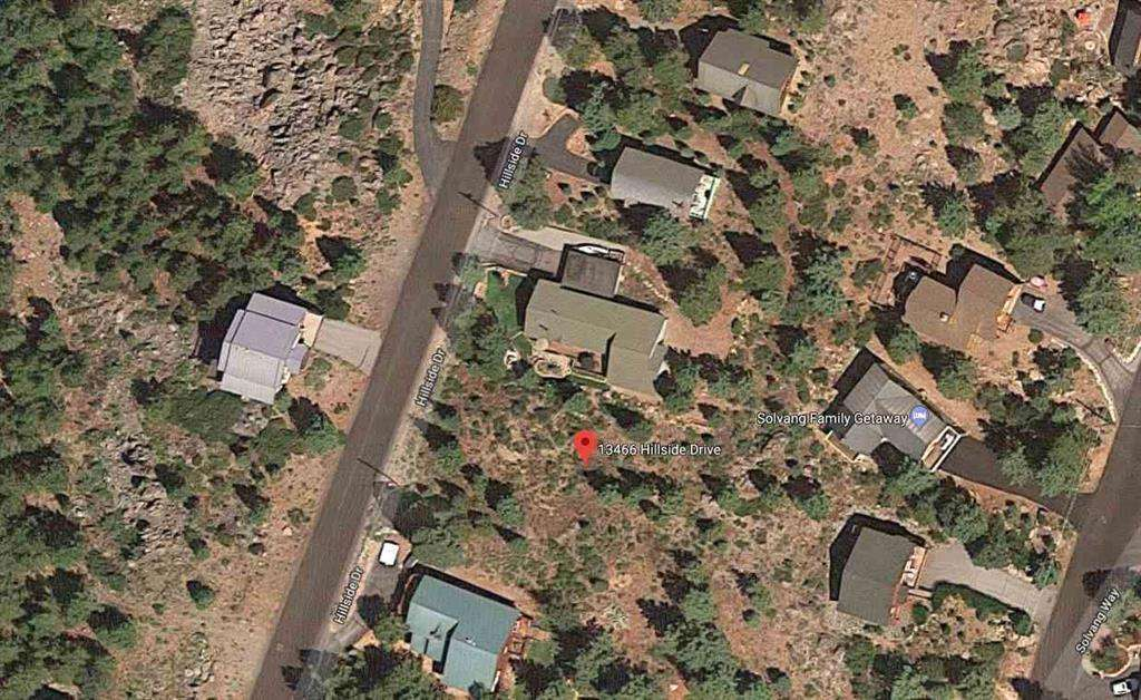 Lot for Sale Tahoe Donner | 13466 Hillside Drive