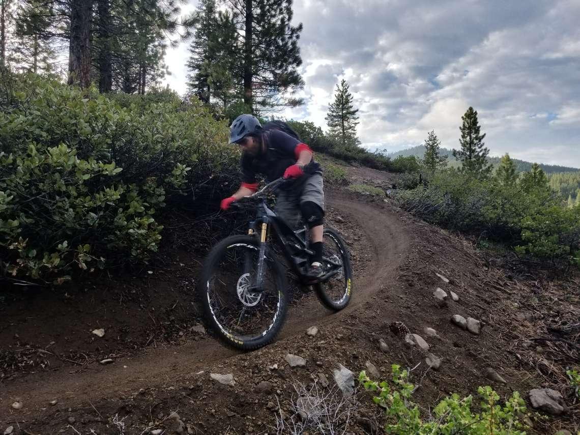 Tahoe Donner Mountain Biking