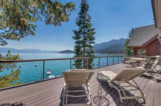 Lake Tahoe Lakefront Real Estate