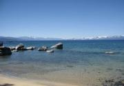 Brockway Lakefront Beach | Lake Tahoe Real Estate