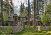 Lake Tahoe Luxury Lakefront Home