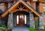 Custom Luxury Buce Olson Tahoe Lakefront Home