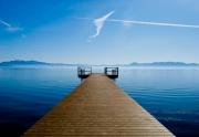 Lake Tahoe Lakefront Pier