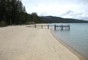 Rubicon Lakefront Sandy Beach on Lake Tahoe