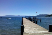 Private West Shore Lake Tahoe Lakefront Pier | Lake Tahoe Lakefront Real Estate