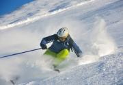 Lake Tahoe Skier