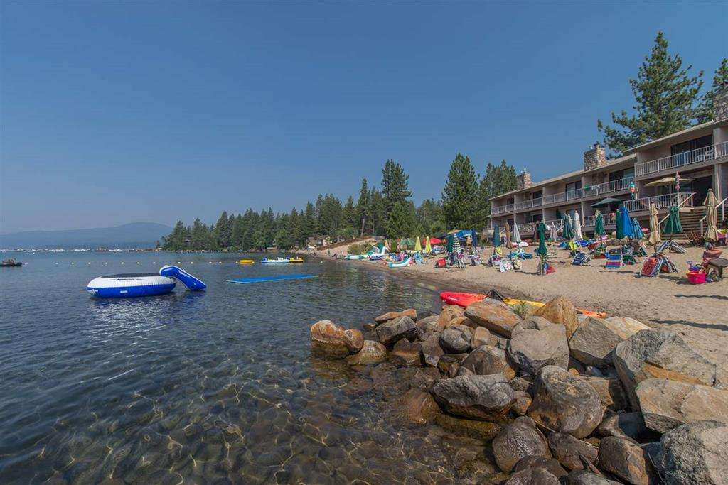 North Lake Tahoe Real Estate | 7580 North Lake Blvd | Lake Tahoe Beach
