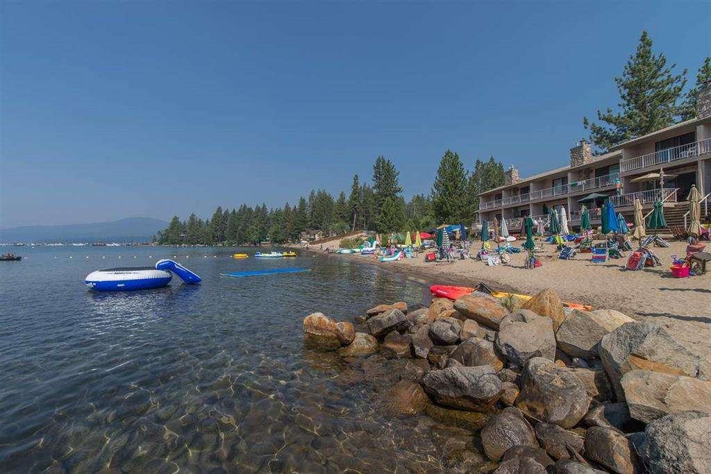 North Lake Tahoe Real Estate | 7580 North Lake Blvd | Lake Tahoe Beach
