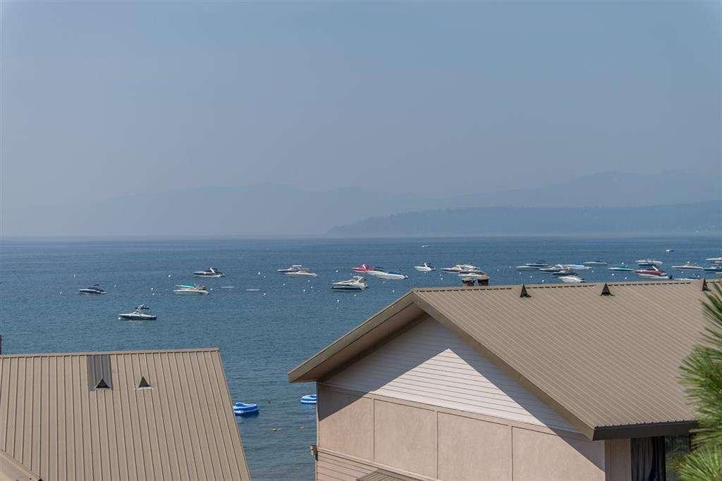 North Lake Tahoe Real Estate | 7580 North Lake Blvd | Lake Tahoe View