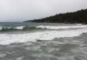 XL Waves on Lake Tahoe