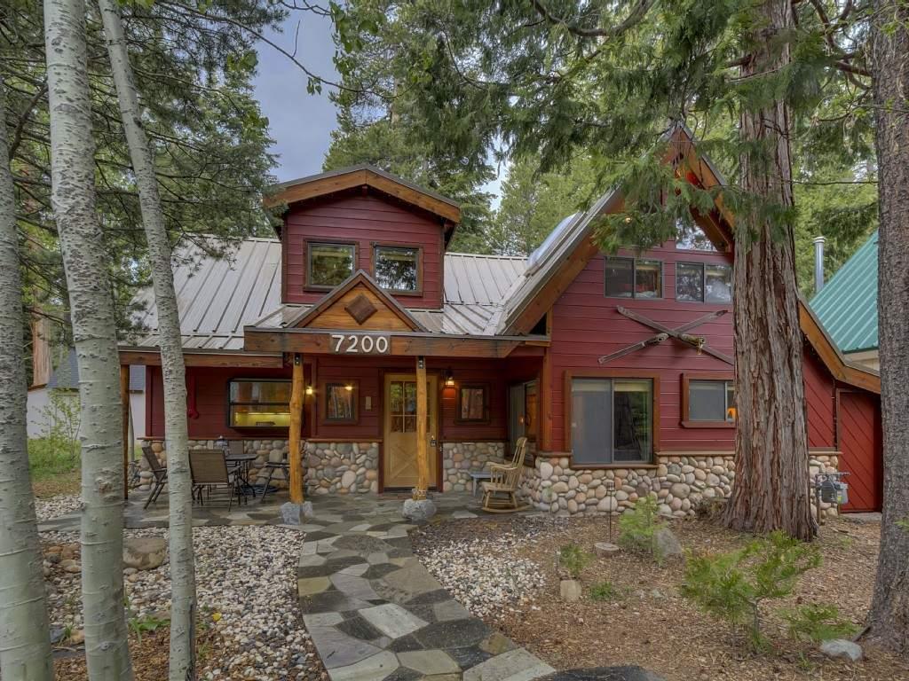 Tahoma Real Estate | Tahoe Cedars Old Tahoe Cabin