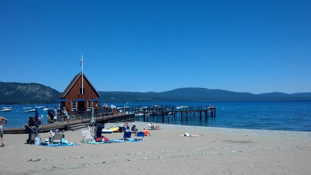 Tahoma Homes For Sale | Chambers Landing Beach