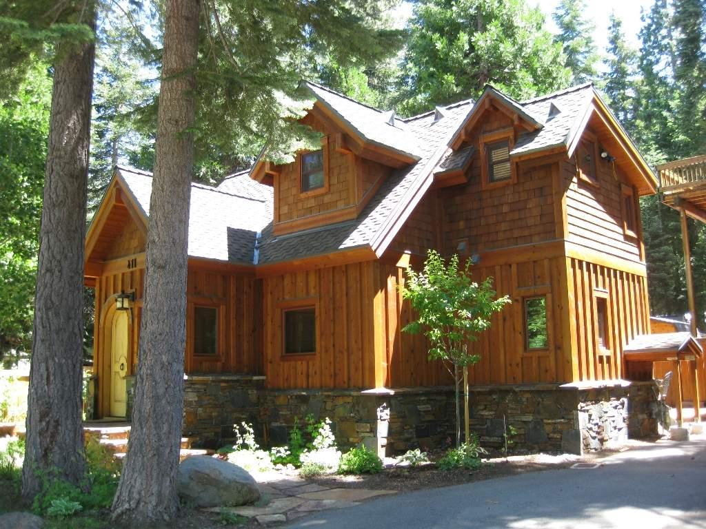 Tahoma Homes For Sale | Tahoe Cedars Custom Home
