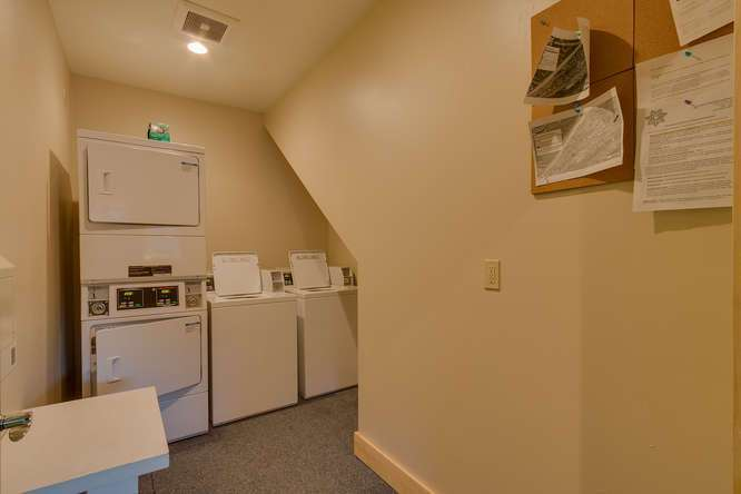 Truckee Apartments For Sale | 10178 Donner Pass Rd Truckee - Laundry Room