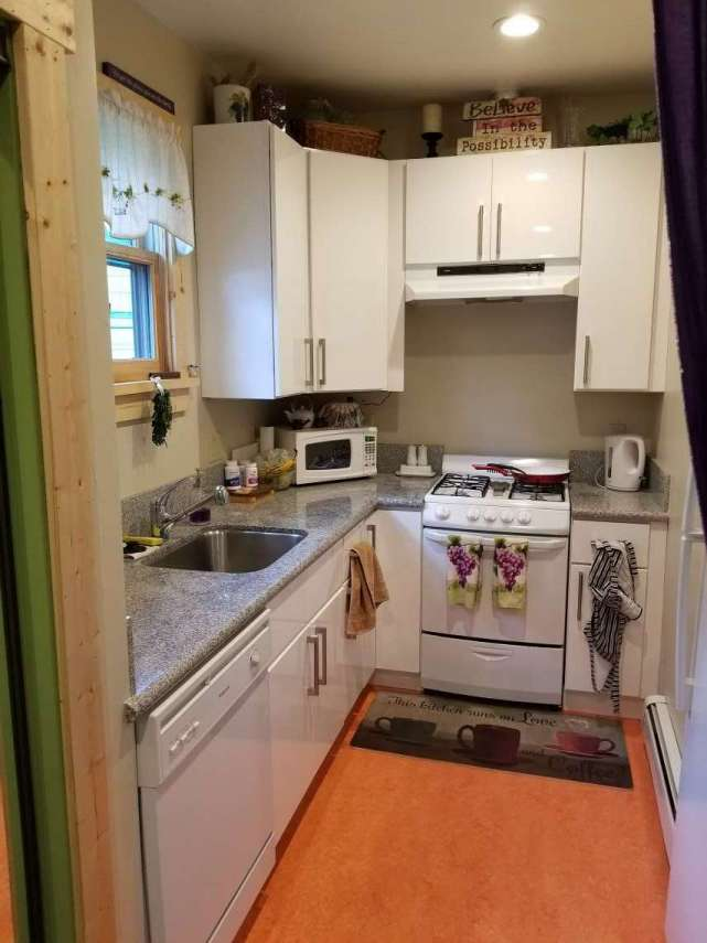 Truckee Apartments for Sale - Unit #2 Kitchen