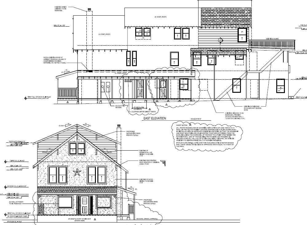 Exterior Elevations of Truckee Apartments for Sale | Truckee Real Estate